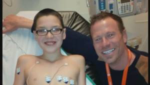 Delta boy recovering after asthma-induced heart attack