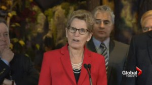 Ontario announces new climate change strategy