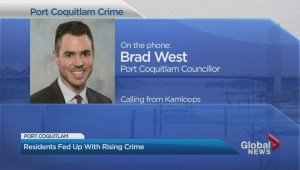 Port Coquitlam residents worried about rising crime