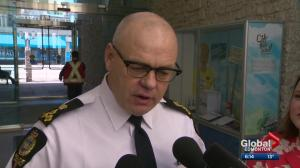 Edmonton police chief sets up new unit to free up officers to fight serious crime
