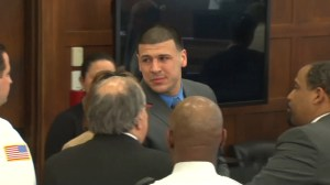 Aaron Hernandez found not guilty in 2012 double-murder