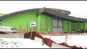 Peterborough casino construction update