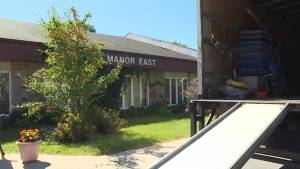 Angry families wait hours for Kingston senior home owner