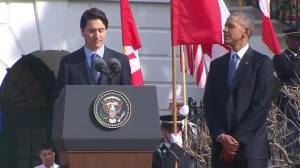 Justin Trudeau: There is no relationship in the entire world like the Canada/US relationship
