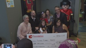 Big cheque makes big difference for Rotary families