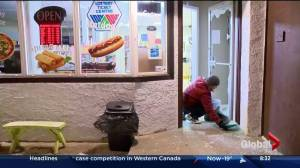 Saskatoon store owner robbed for second time in four months