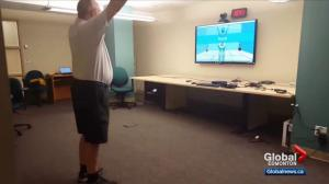 VirtualGym able to offer Alberta seniors access to customized in-home exercises