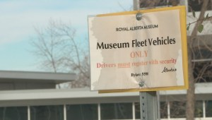 Accessibility advocates unhappy over lack of parking at Royal Alberta Museum