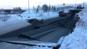 A look at the Alaska earthquake which left buildings damaged and people shaken