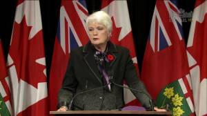 CUPE to suspend job action pending ratification: Liz Sandals