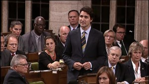 Liberals will not support Harper's motion for combat strikes against ISIS