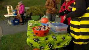 Dartmouth Halloween event marks year 13