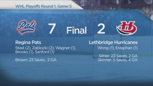 Pats defeat Hurricanes 7-2