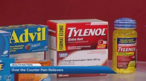 Understanding over-the-counter pain medications