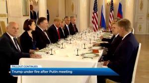 Trump questioning U.S. intelligence 'unprecedented', expert says