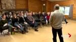 Public meeting held in Moncton ahead of development near Centennial Park