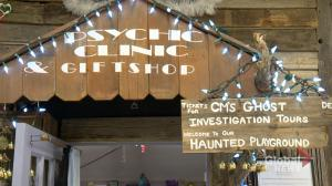 Regina's former Sears Outlet store a hotbed for paranormal activity
