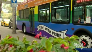 Calgary Transit driver refuses to drive Pride bus