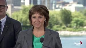 Presser: B.C. premier ends self-regulation in real estate industry