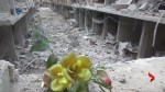 Amateur video shows devastation in eastern Ghouta, Syria after airstrikes