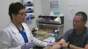 New blood test for people with autism