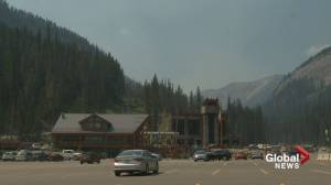 Sunshine Village closed again due to nearby Verdant Creek wildfire