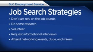 Job hunting tips from St. Lawrence College Employment Service