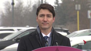 Trudeau denies allegation that PMO pressured AG to drop SNC-Lavalin case