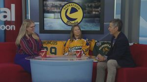Special ceremony to mark Saskatoon Blades home opener