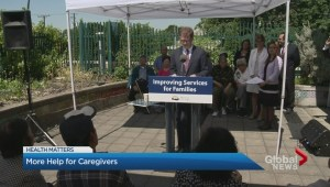 More help coming for B.C. caregivers