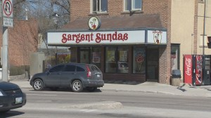 Police search for suspects following ice cream shop armed robbery