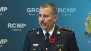 RCMP speak about how information was disclosed after Sherwood Park explosions