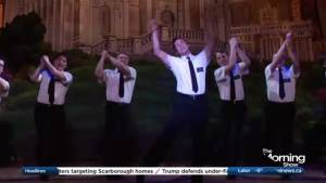 The missionaries are back! The Book of Mormon returns to Toronto