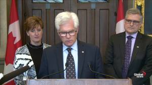 Minister Carr announces additional support for Canadian canola producers