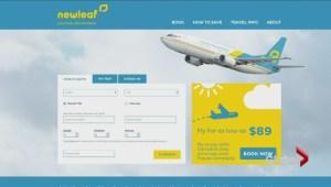 New airline NewLeaf to take flight next month