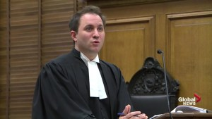 Defence argues for consecutive over concurrent sentencing in Giesbrecht case