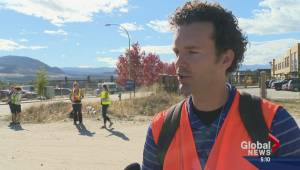 Royal visit impacts Kelowna traffic less than expected; buses only half full