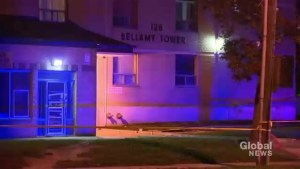 A teen is dead after a shooting at a Scarborough co-op housing high-rise