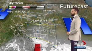 Edmonton Weather Forecast: Dec. 19