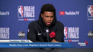 Kyle Lowry doesn't feel vindicated by team's playoff success