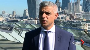 London Mayor urges citizens to be 'calm, but vigilant' after van ramming incident near mosque