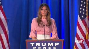 Melania Trump to tackle cyberbullying as First Lady