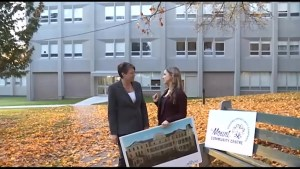 The Mount Community Centre pitches in to help those in need of affordable housing