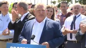 Doug Ford gives hazy details for Ontario PC Party plan on marijuana