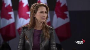 Caroline Mulroney sought advice from her mother before entering PC race