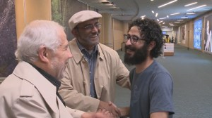 Happy ending in B.C. for stranded Syrian man
