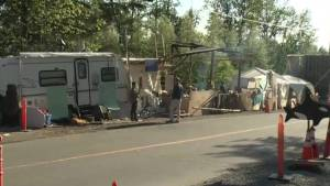 Kinder Morgan opponents in for long-haul, threaten Global News crew with violence