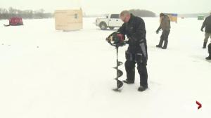 Ice fishing safety tips and equipment essentials