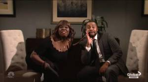 SNL spoofs R. Kelly interview with Gayle King in cold open
