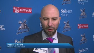 Manitoba Moose Post Game Reaction – Nov. 17